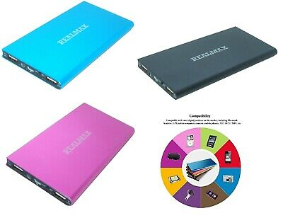 20000 mAh Portable External USB Battery Power Bank Charger for ipad iphone 6 HTC