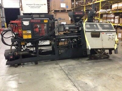 Reed Prentice 100TD Injection Molding Machine 100 ton