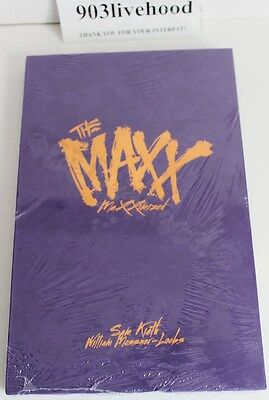Idw The Maxx Maxximized Vol.1 Limited Signed Numbered Hc Slipcase Edition 2015