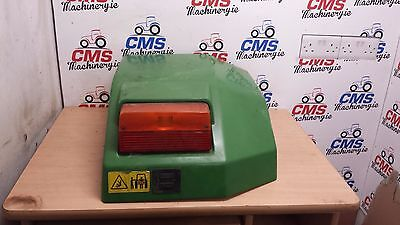 JOHN DEERE Mud guard extension lhs with lamp and switch #L100334