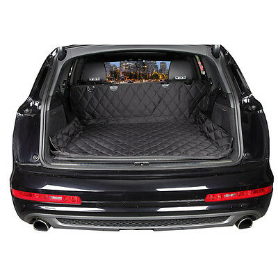 Non-slip Pet Dog Car Trunk SUV Back Seat Cover Waterproof Safety Protector
