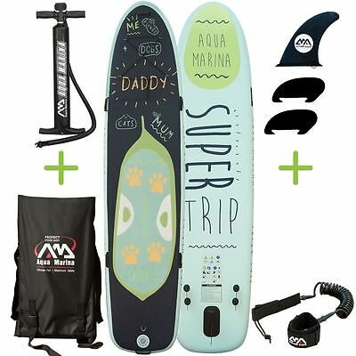 Stand up paddle gonflable Super Trip + Leash