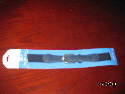 BOYS NAVY BELT SMALL  56cms