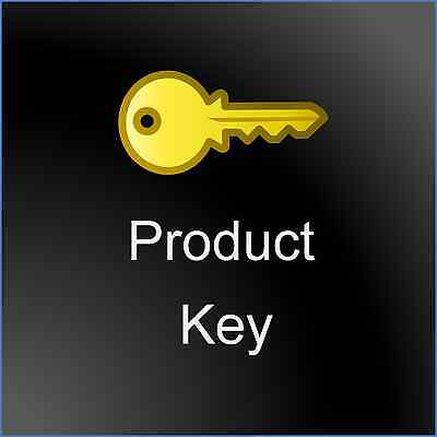 Windows 7 Ultimate OEM Product Key  l  1 PC  l  32-/64-Bit