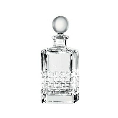NEW Waterford Crystal London Square Decanter. Great Gift! Price Drop!