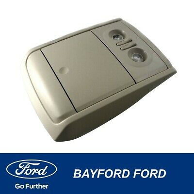 Ford Ba Bf Fpv Xr Over Head Console Sun Glass Holder New Genuine Ford Part
