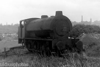 NCB Austerity 0-6-0st Prince of Wales Colliery Rail Photo