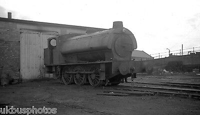 NCB Austerity 0-6-0st Askern Main Colliery Sth Yorkshire Colliery Rail Photo B