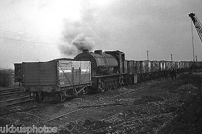 NCB 0-6-0st Austerity shunting Manvers Main Sth Yorkshire Colliery Rail Photo