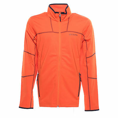 Columbia Walnut Hills Full Zip Pile Uomo Am1174 821
