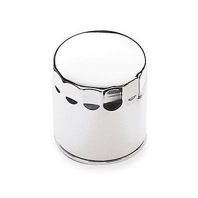 Harley-Davidson Genuine Oil Filter - Chrome 63796-77A