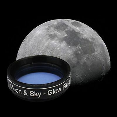 Solomark 1.25inch  Filter Moon and Skyglow  Filter for Telescope Eyepiece
