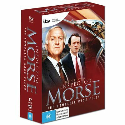 NEW Inspector Morse (1987) - Complete Collection DVD