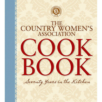 NEW Country Womens' Association Cook Book