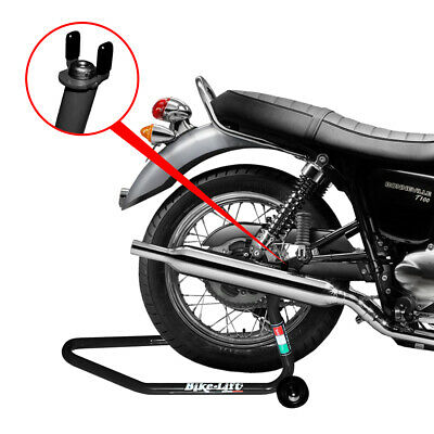 CAVALLETTO POSTERIORE (Rear Stand) BIKE LIFT - TRIUMPH BONNEVILLE T100 - RS17TB