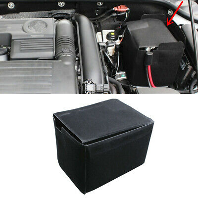 Battery Protective Case Cover Insulating Jacket Fit VW Passat Golf Jetta A3 Leon