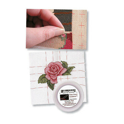 NEW Easy-count Guideline- Needlework