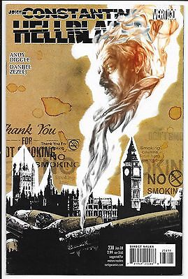 DC Vertigo Comics - Hellblazer - #238 Jan 2008