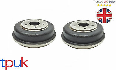 Brand New Ford Transit Connect Rear Brake Drum 2002 On Per 2