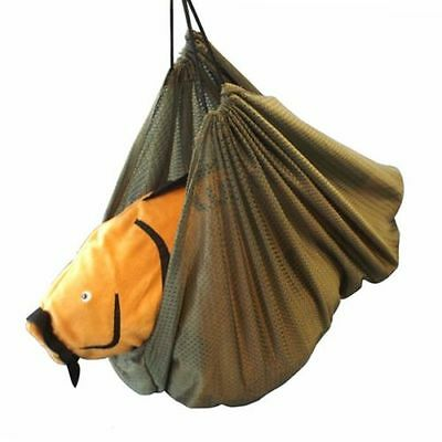 Deluxe Fishing Weighing Sling And Stink Bag Case Coarse Carp Fishing Tackle Ngt