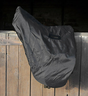 Waterproof Ride-On Saddle Cover - Navy / Black - One Size