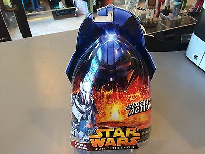 RARE PACKAGING MOCK TITLE PLACEHOLDER BIRTH OF THE EMPIRE STAR WARS RotS PROTO