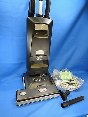 Rubbermaid Commercial 1868439 Executive Series Power Height Upright Vacuum PH15