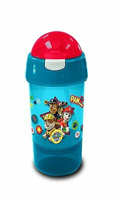 Paw Patrol DRINKS BOTTLE LUNCH Boys Sip N Snack Canteen BASE STORES SNACKS