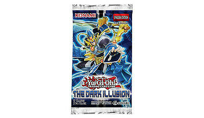 Yu-Gi-Oh! TCG The Dark Illusion Booster Pack