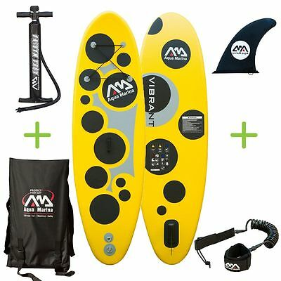 Stand up paddle gonflable Vibrant + Leash