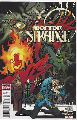 Doctor Stange #13 First Print