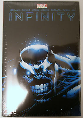 Marvel Comics: Avengers Infinity, Infinity Companion HC (SEALED)