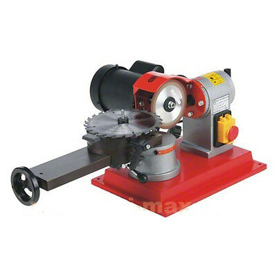 80MM To 700MM 220V Grinder Rotary Angle Mill Sharpener Circular Saw Machine