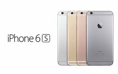 Apple Iphone 6 S 32Gb Silver/gold/grey/rose Gold 4G Lte Nuovo