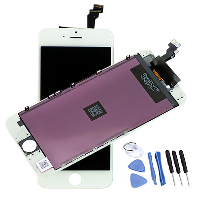 LCD for iPhone 6 plus Digitizer Screen Replacement Assembly Touch Display White