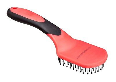 NEW Cottage Craft Mane & Tail Grooming Hair Brush / Comb With Handle - FREE P&P