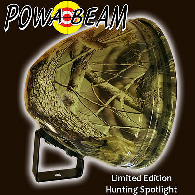 Powabeam PRO-9 Camo Professional Roof Mount Spot Limited Edition Hunting Light