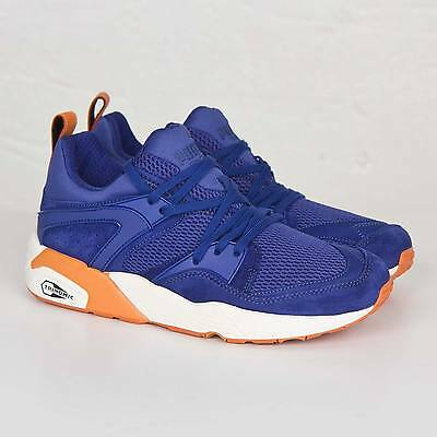 Puma Da Uomo 'Blaze of Glory' New York Knicks Edizione Blu Tg UK 9