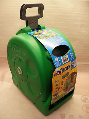 Hozelock Garden Lawn Watering Water Hose Pipe Reel - as showing in pictures #256