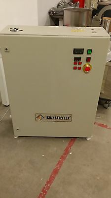 ICD Heateflex Ultra Pure Fluid Heating Controller Industrial Water Heater System