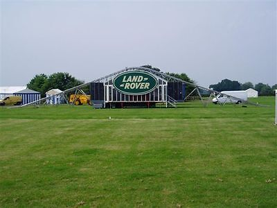 Land Rover Exhibition Unit / Show Stand / Hospitality Suite / Vehicle Display