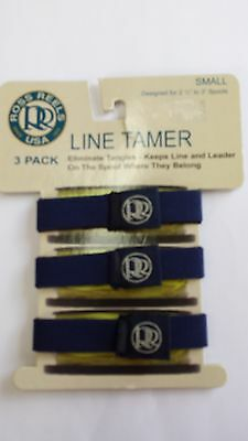 "ROSS REELS "" LINE TAMER "" SMALL for Spools 2.5"" to 3""    FREE SHIPPING worldwide"