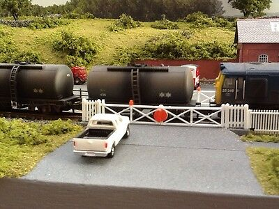 N Gauge Avail. NOW Exhibition, Model Railway Layout & Pond 1/2 Scenic 6ft x 29""