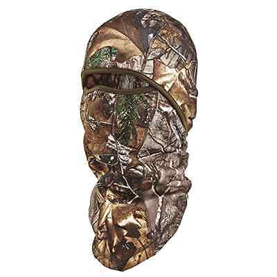 Wind-Resistant Hinged Balaclava Total Face Neck Cover Winter Protection, Camo