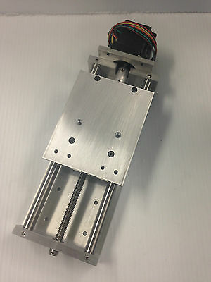 "Z Axis Slide 5"" - 6 "" Travel For Cnc Router 3D Printer Plasma"