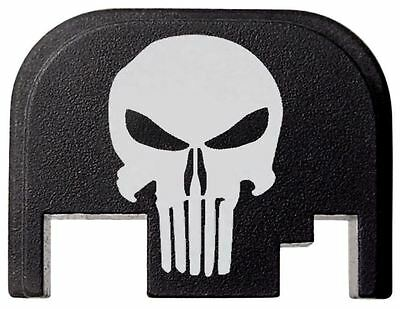Tactical Skull Design Slide Cover Plate for Glock by Fixxxer