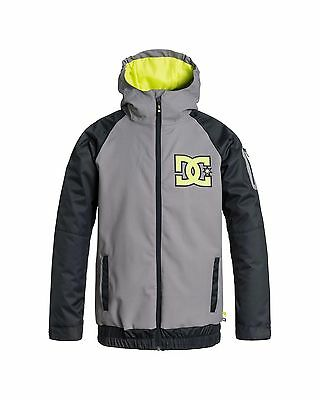 NEW DC Shoes™ Teens 10-16 Troop Snow Jacket DCSHOES  Winter