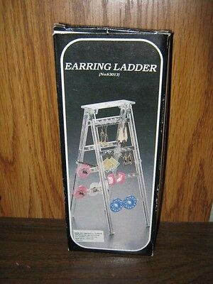 Ladder Style Earring Tree - new in box