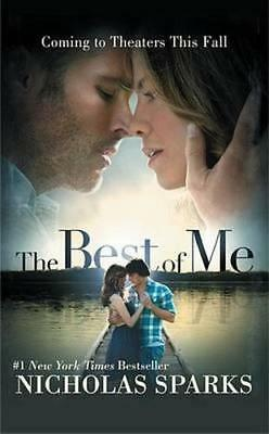 NEW The Best of Me By Nicholas Sparks Paperback Free Shipping