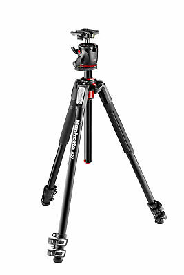 New Manfrotto MK190XPRO3-BHQ2 Tripod 3 sec with XPRO ball head, 200PL Plate